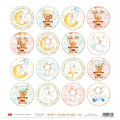 Craft & You - Baby Adventure 08