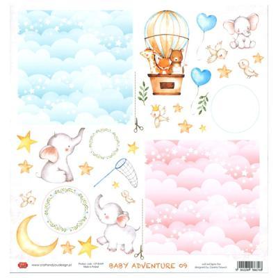 Craft & You - Baby Adventure 09