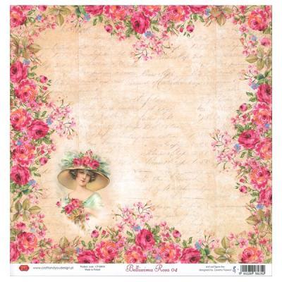 Craft & You - Bellissima Rosa 04
