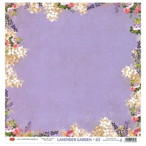 Craft & You - Lavender Garden
