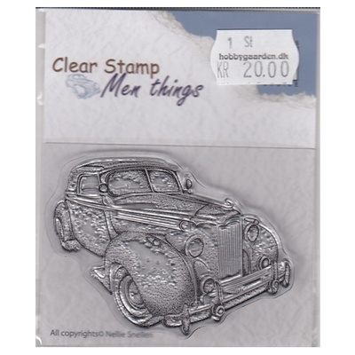Nellie Snellen Clear Stamp