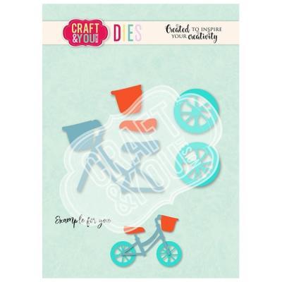 """CRAFT & YOU DIE """"Baby Bicycle"""""""