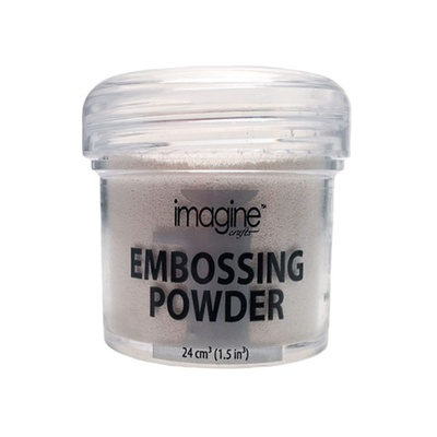 Imagine Embossing Powder - White