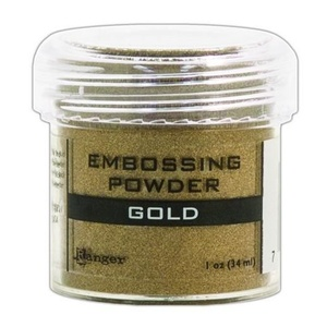 Ranger - Embossing Powder, Gold