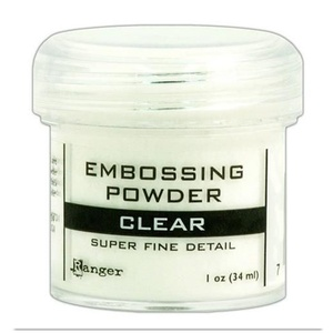 Ranger - Embossing Powder,Clear