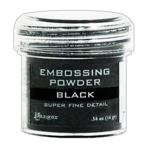 Ranger - Embossing Powder, Black