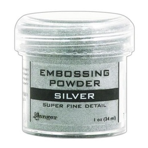 Ranger - Embossing Powder, Silver