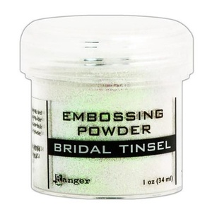 Ranger - Embossing Powder, Bridal Tinsel