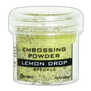 Ranger - Embossing Powder, Lemon Drop