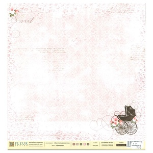 Fleur Design -  Our baby girl - Walk