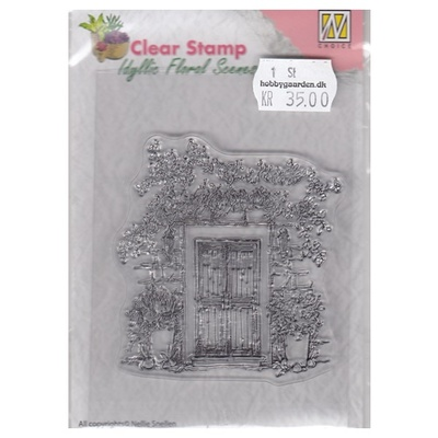 Nellie Snellen Clear Stamp