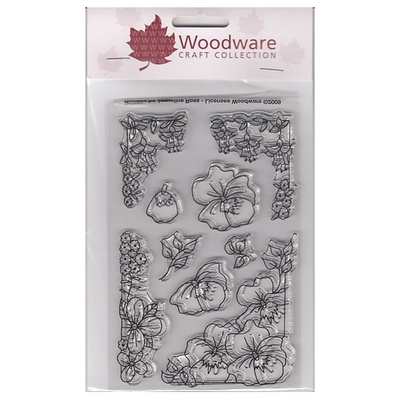 Woodware, Clear Magic Stamps