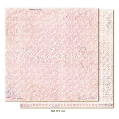 Denim & Girls - Pink linen