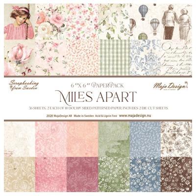 Miles Apart - Paper Pack