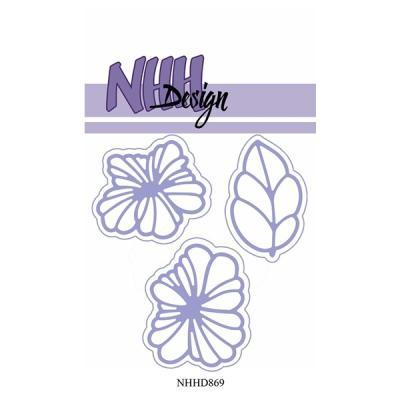 NHH Design - Die, Blomster