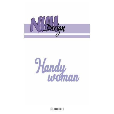 NHH Design - Die, Handy woman