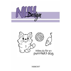 NHH Design Clearstamp