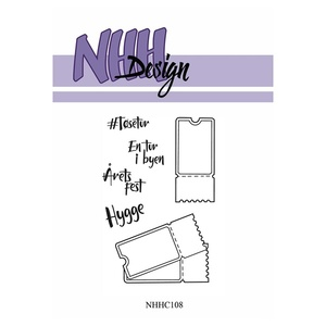 NHH Design - Clearstamp