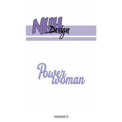 NHH Design - Die, Power woman