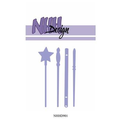 """NHH Design Dies """"Wands"""""""
