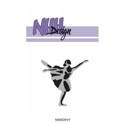 """NHH Design Layered Dies """"Ballerina"""""""