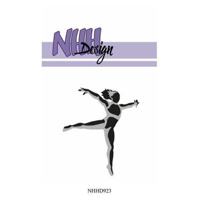 """NHH Design Layered Dies """"Gymnast"""""""