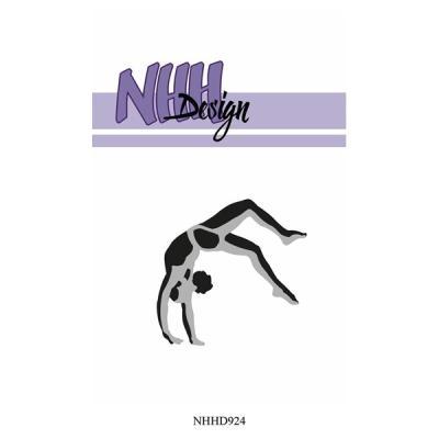 """NHH Design Layered Dies """"Spring Gymnastics"""""""