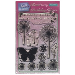 Clear Stamps A6 - Sweet Dixie