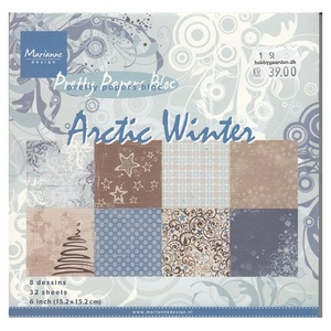 Marianne Design, Artic Winter