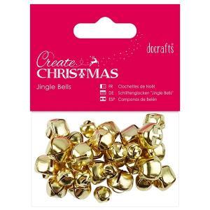 Jingle Bells - Guld 30 stk