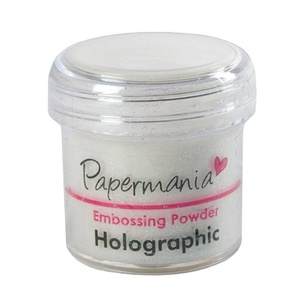 Papermania - Embossing Powder  Holographic