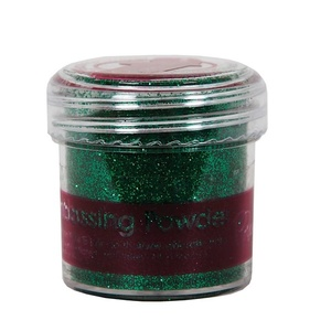 Papermania - Embossing Powder Tinsel Green