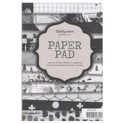 A5 Paperpad, Studio Light