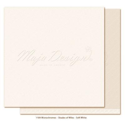 Monochromes - Shades of Miles - Soft White