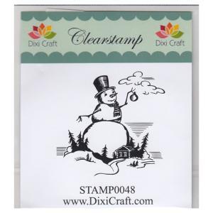 Dixi Craft Clearstamp