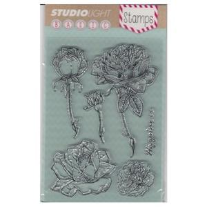 Studio Light clear stamp