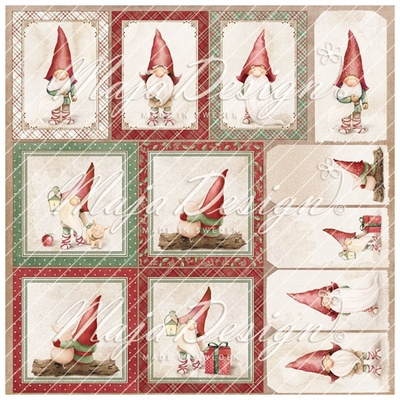 Traditional Christmas - Die cuts