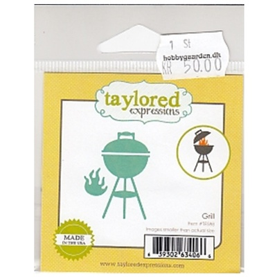 Taylored Expressions, Grill Die