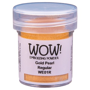 WOW Embossing powder - Gold Pearl Regular