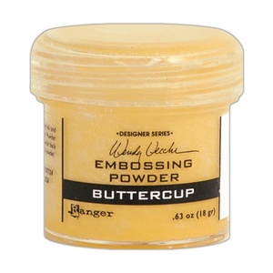 Ranger - Embossing Powder, Buttercup